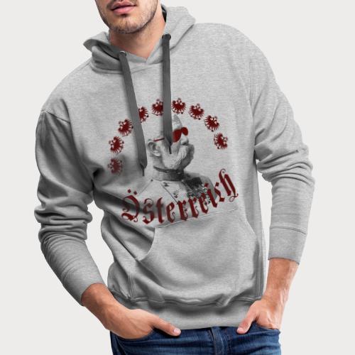 Kaiser Oesterreich - Männer Premium Hoodie