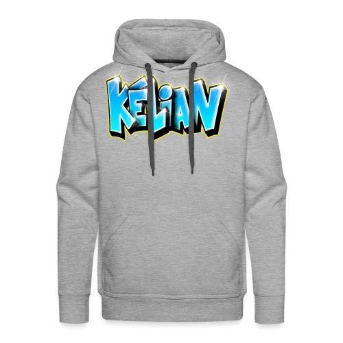 Kelian - Men's Premium Hoodie