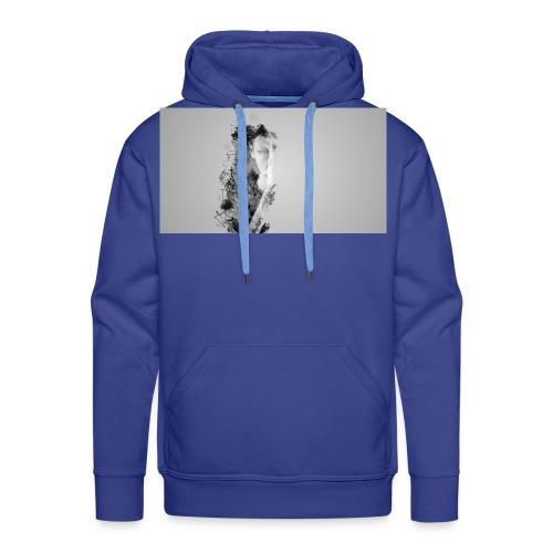 Art et Design - Sweat-shirt à capuche Premium pour hommes