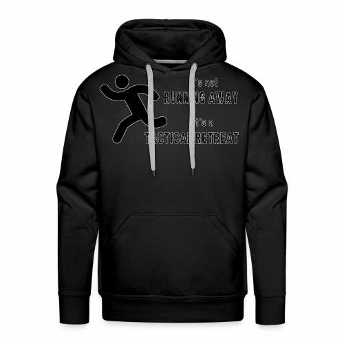 Tactical Retreat - Men's Premium Hoodie