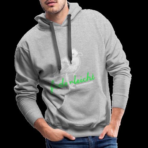 federleicht - Männer Premium Hoodie