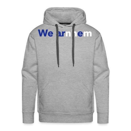 We arnhem - Mannen Premium hoodie