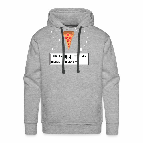 Mystical Pizza - Men's Premium Hoodie