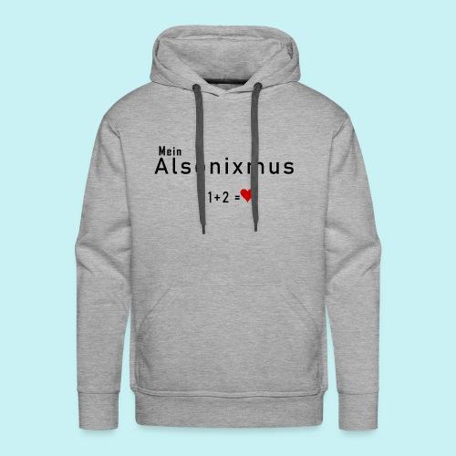 alsonixmus - Männer Premium Hoodie