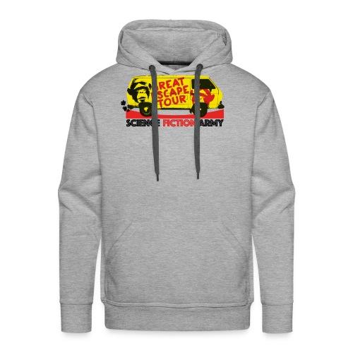 Plakat-TGE-Tour - Männer Premium Hoodie