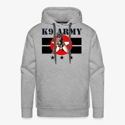 K9 CARDI ARMY - Men's Premium Hoodie