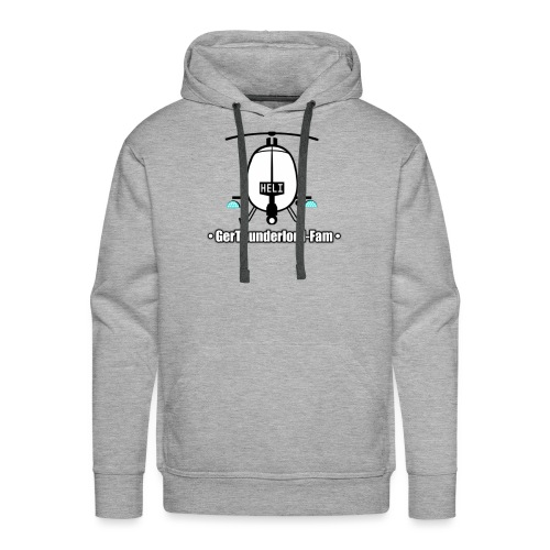 GerThunderlord-Fam Collection! - Männer Premium Hoodie