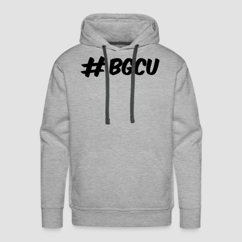 bgcuBLACK - Männer Premium Hoodie
