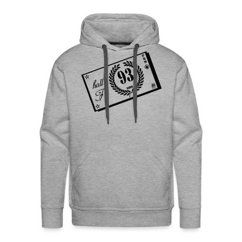 prm hall f - Sweat-shirt à capuche Premium pour hommes