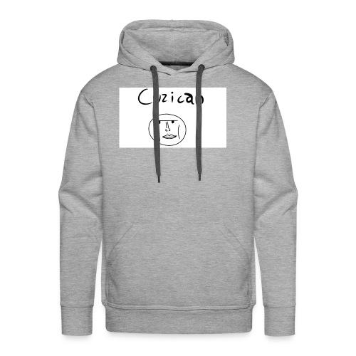 cuz iii cannn - Männer Premium Hoodie