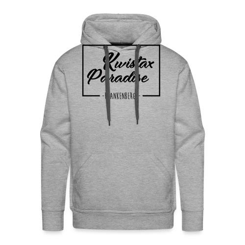 Cuistax Paradise - Sweat-shirt à capuche Premium pour hommes