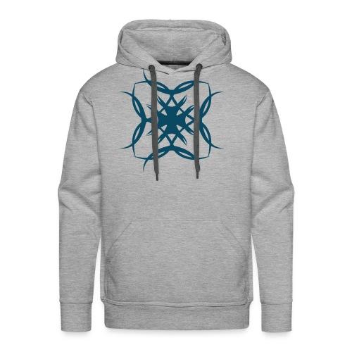 Ritter Kreuz - Männer Premium Hoodie