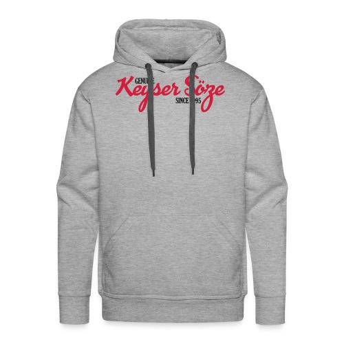 Keyser Söze Logo - Männer Premium Hoodie