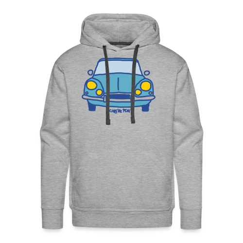Voiture ancienne mythique française - Sweat-shirt à capuche Premium pour hommes
