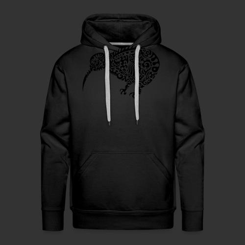 Kiwi Maori - Männer Premium Hoodie