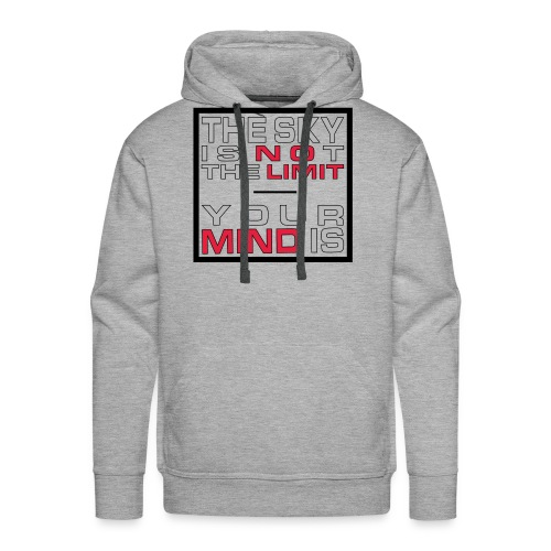 No Limit Mind - Männer Premium Hoodie