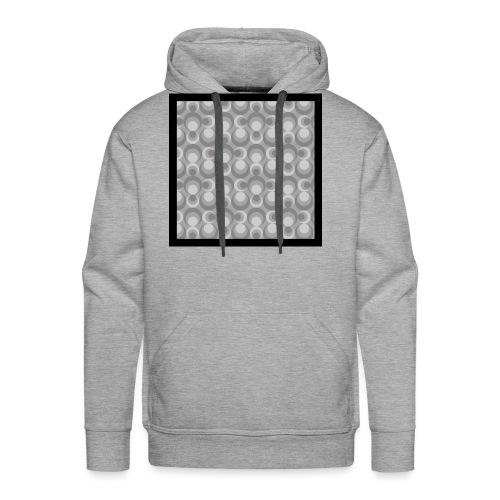 70th telly T-shirt V-Ausschnitt - Männer Premium Hoodie