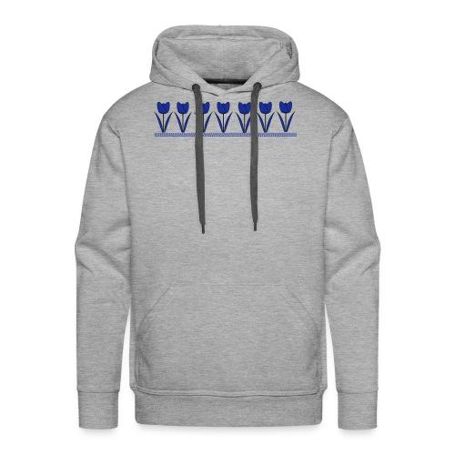 tulpen - Mannen Premium hoodie