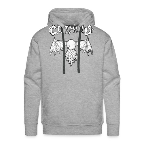 Cuthulu_Music - Männer Premium Hoodie