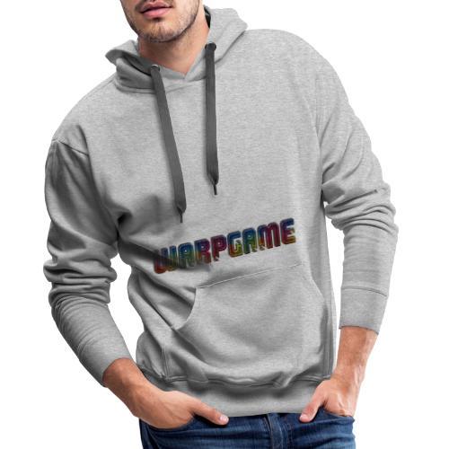WarpGame - Mannen Premium hoodie