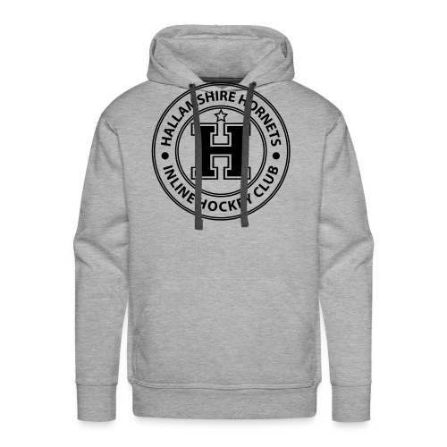 Hornets Logo - Men's Premium Hoodie