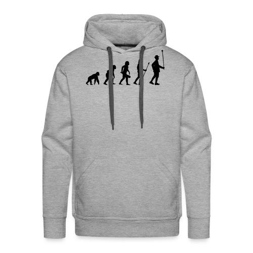 Stabführer Evolution - Männer Premium Hoodie