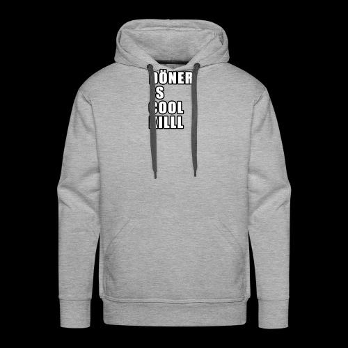 D.I.C.K - Mannen Premium hoodie