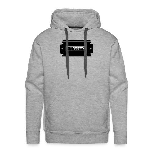 MR PEPPERS Logo classic - Männer Premium Hoodie