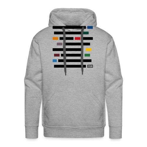 Horizon - Sweat-shirt à capuche Premium pour hommes
