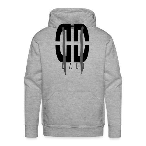 dadi logo png - Männer Premium Hoodie