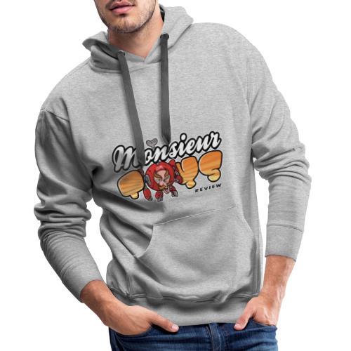 LOGO Monsieur TOYS Full - Sweat-shirt à capuche Premium pour hommes