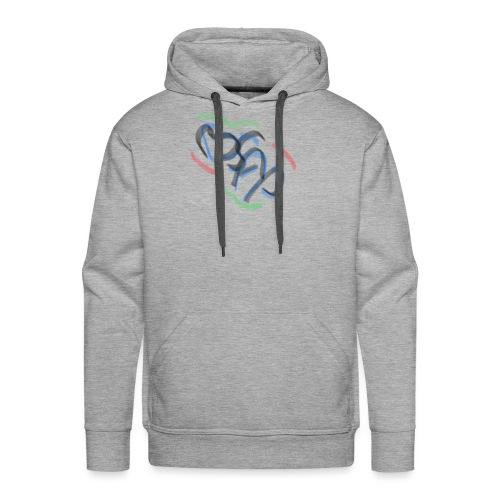 BsAp mode streetwear - Sweat-shirt à capuche Premium pour hommes