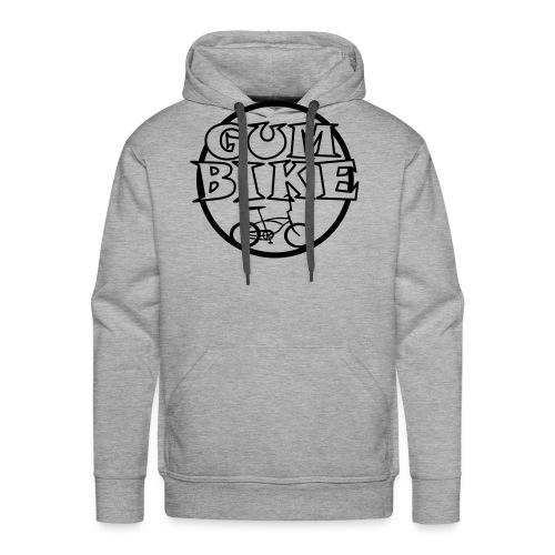 gumbike2011 - Sweat-shirt à capuche Premium pour hommes