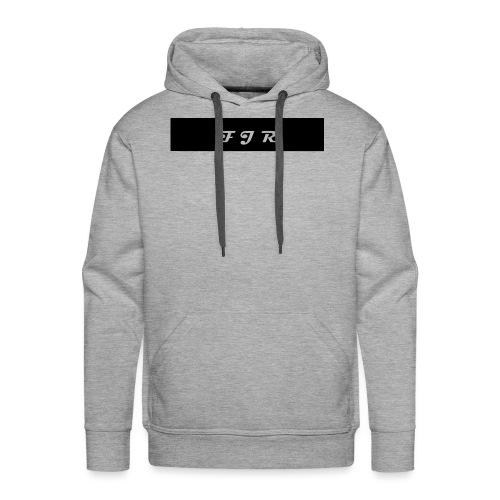 FJR hoodie merchandise - Men's Premium Hoodie
