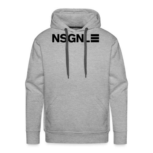 nsgnl design - Men's Premium Hoodie