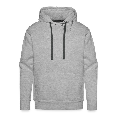 Verwirrt-Shirt Men - Männer Premium Hoodie