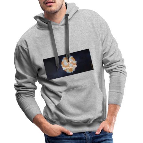 DOS SIMPLY TV - Sweat-shirt à capuche Premium pour hommes