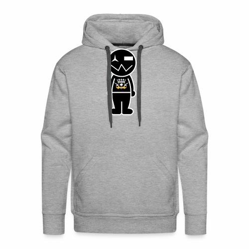 Mr Plouk - Sweat-shirt à capuche Premium pour hommes
