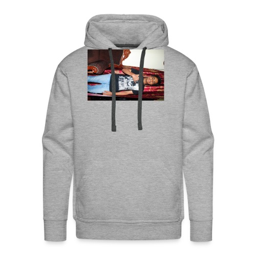 OFFICIAL MERCHANDISE - Men's Premium Hoodie