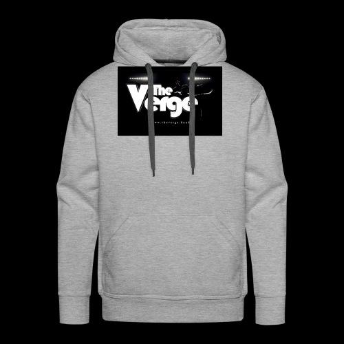TV Gig - Sweat-shirt à capuche Premium pour hommes