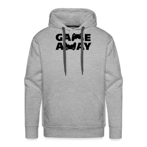 game away - Mannen Premium hoodie