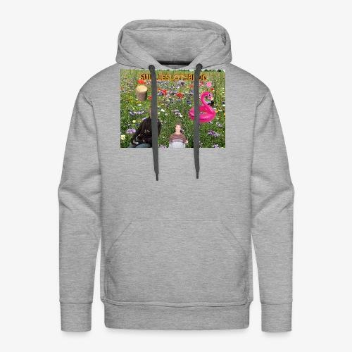 Sulleslotsblog - Herre Premium hættetrøje