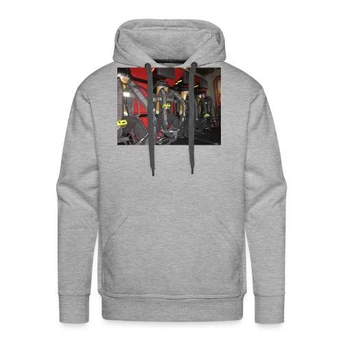 arico - Sweat-shirt à capuche Premium pour hommes