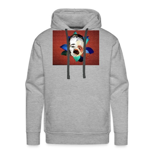 ugly beautiful doll - Men's Premium Hoodie