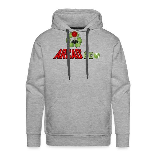 Arcad'eco - Sweat-shirt à capuche Premium pour hommes