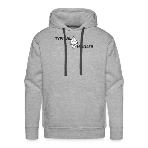 Typical ETH Hodler - Men's Premium Hoodie