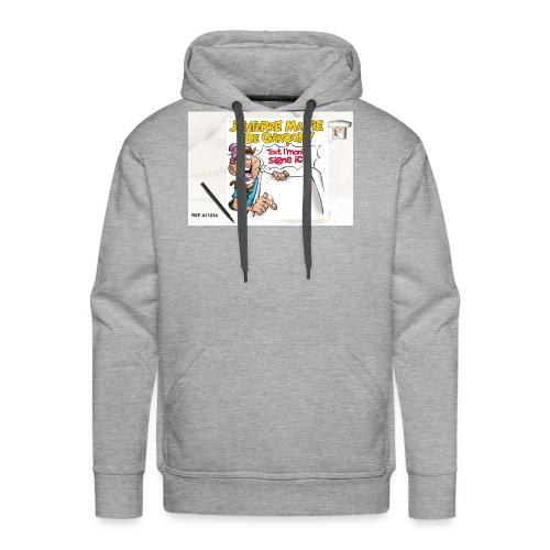 A11234 - Sweat-shirt à capuche Premium pour hommes