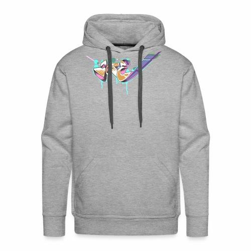 Grafitty - Sudadera con capucha premium para hombre