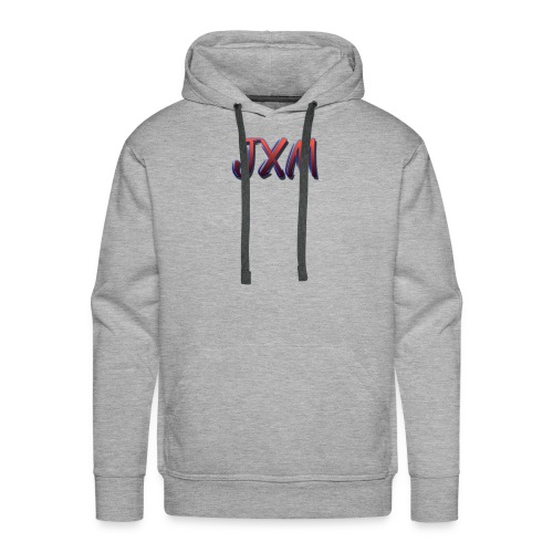 JXM Logo - Men's Premium Hoodie