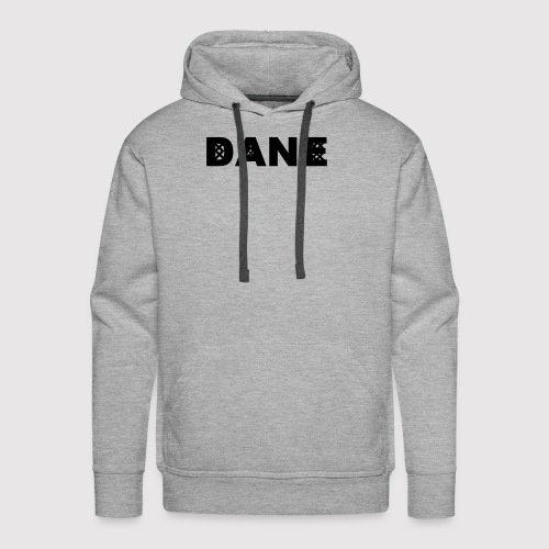 DANE - Knitted Original - Men's Premium Hoodie
